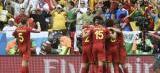 Bélgica vence Rússia por 1 x 0 e garante classificação para as oitavas