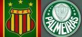 Sampaio enfrenta o Palmeiras nas oitavas de final da Copa do Brasil
