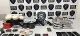 Dois homens são detidos com drogas e armas de fogo na Grande Ilha