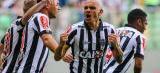 Atlético-MG supera o Flamengo e se aproxima do G-6