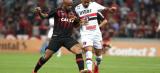 Atlético-PR vence o São Paulo na Copa do Brasil