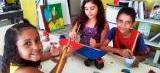 Colônia de Artes na Galeria Trapiche é opção para crianças durante férias escolares