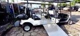 Carrinhos elétricos são entregues para locomoção de pessoas com deficiência