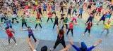 Aulão de zumba movimenta programação da Feirinha São Luís neste domingo (8)