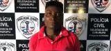 Preso suspeito de matar ex-marido da namorada no Maranhão