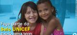 Governo lança decreto com incentivos aos municípios à adesão ao Selo Unicef