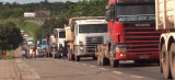 Greve de caminhoneiros chega ao 4º dia no Maranhão
