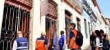 Força-tarefa realiza ações de disciplinamento do comércio no Centro Histórico de SL