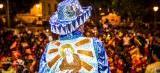 """Grupos de bumba-meu-boi invadem o """"mais cultura e turismo"""""""