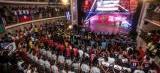 Espírito Olímpico toma conta da cerimônia de abertura dos JEMs 2016
