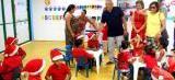 Secretário de Educação visita creche Gonçalves Dias